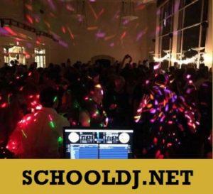 Bay Area School Disc Jockey